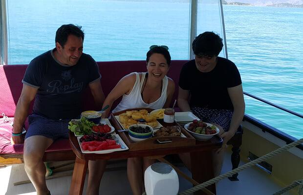 Birthday Adventure With Maori Eco Cruises