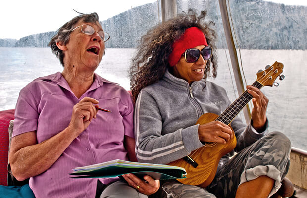 Sing Along With Takutai Of Maori Eco Cruises In Marlborough Sounds